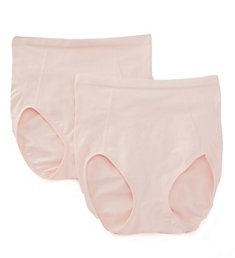 Bali Ultra Control Shaping Brief Panty - 2 Pack X245