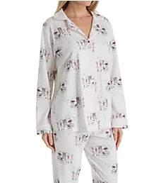 BedHead Pajamas Camping Long Sleeve Long Notch PJ 1002S