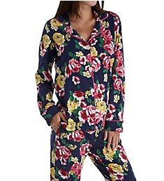 BedHead Pajamas Bella Rose Long Sleeve PJ Set 21221