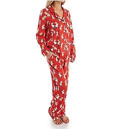 BedHead Pajamas Sweet Hearts Dog PJ 292126D