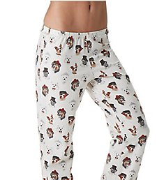 BedHead Pajamas Dignified Dogs Long Pant 7554P