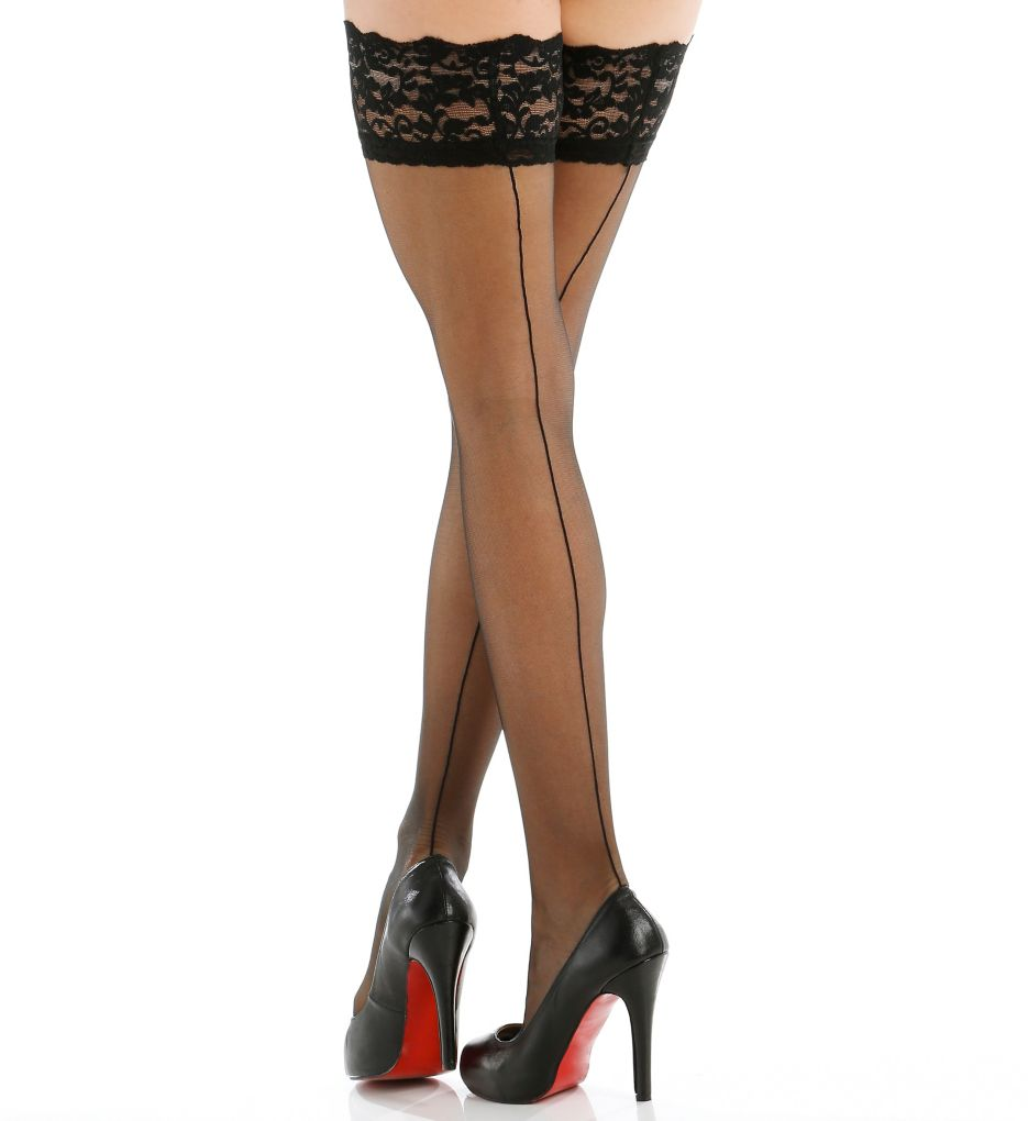 Berkshire Back Seam Thigh High 1325