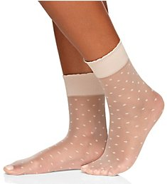 Berkshire Sheer Dot Anklet 5112
