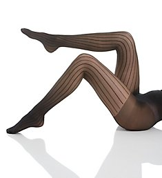Berkshire City Cable Sheer Control Pantyhose 8028