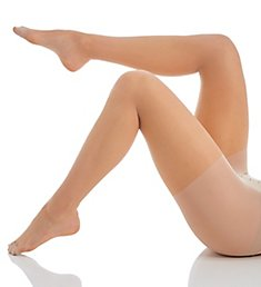 Berkshire Silky Light Support Compression Control Top Tights 8101