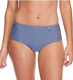 Body Glove Smoothies Retro Hi Rise Brief Swim Bottom 50653
