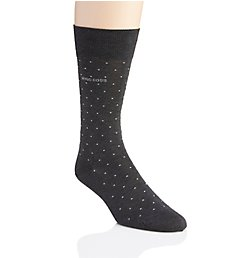 Boss Hugo Boss Frank Dots Mercerized Cotton Sock 0289886