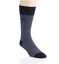 Boss Hugo Boss Brian Stripe Combed Cotton Sock 0289887