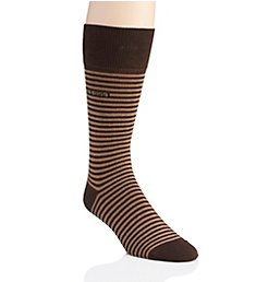 Boss Hugo Boss Brian Stripe Combed Cotton Sock 0289887