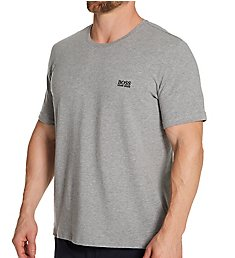 Boss Hugo Boss Mix & Match Cotton Stretch Logo Crew T-Shirt 0379021
