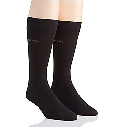 Boss Hugo Boss Core Crew Socks - 2 Pack 0389314