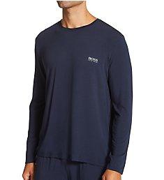 Boss Hugo Boss Comfort Micromodal Blend Long Sleeve Shirt 0414837