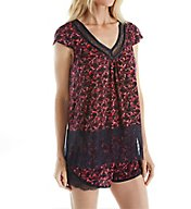 Carole Hochman Midnight Burst Short PJ Set 1311201