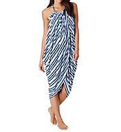 Carole Hochman Midnight Abstract Long Gown 1321152