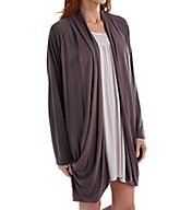Carole Hochman Midnight Midnight Robe 1351105