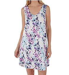 Carole Hochman Midnight Sleeveless Short Gown MD21601