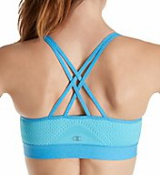 Champion Infinity Mesh Seamless Strappy Back Sports Bra B1093