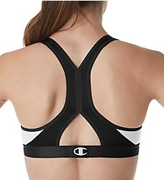 Champion The Curvy Molded Cup V-Neck Sports Bra B9373