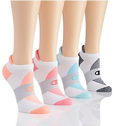Champion Performance Double Dry Heel Shield Socks - 4 Pair CH228