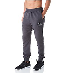 Champion Graphic Powerblend Fleece Jogger with Applique GF22H