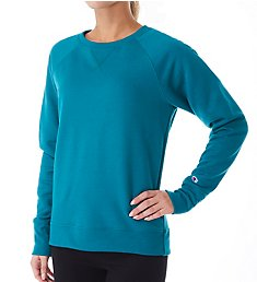 Champion Powerblend Fleece Boyfriend Crew Neck Pullover GF567
