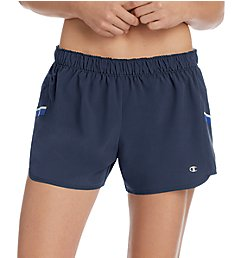 Champion Woven Double Dry Train Short with Inner Brief M9216
