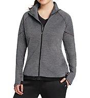 Champion Tech Fleece Plus Size Duofold Warm CTRL Jacket QW1039