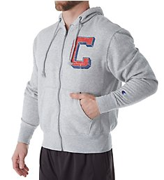 Champion Heritage Vintage Fleece Full Zip Hoodie S1232