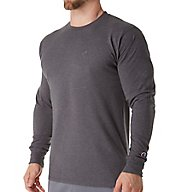 Champion Classic Athletic Fit Jersey Long Sleeve Tee T2978