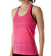 Champion Mesh Scoop Neck Hi-Lo Hem Tank W0587