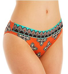 Chantelle Folk Brief Swim Bottom 10D3