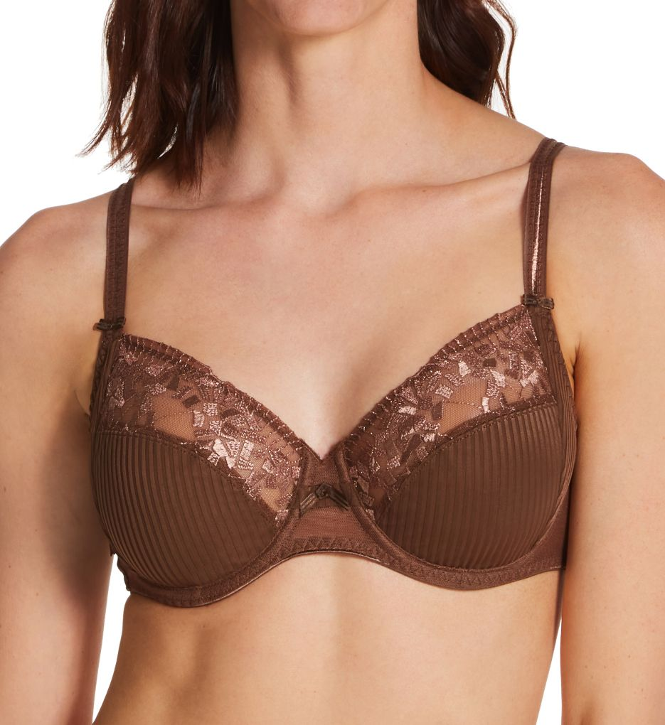 Chantelle Pont Neuf 3 Part Cup Underwire Bra 1381