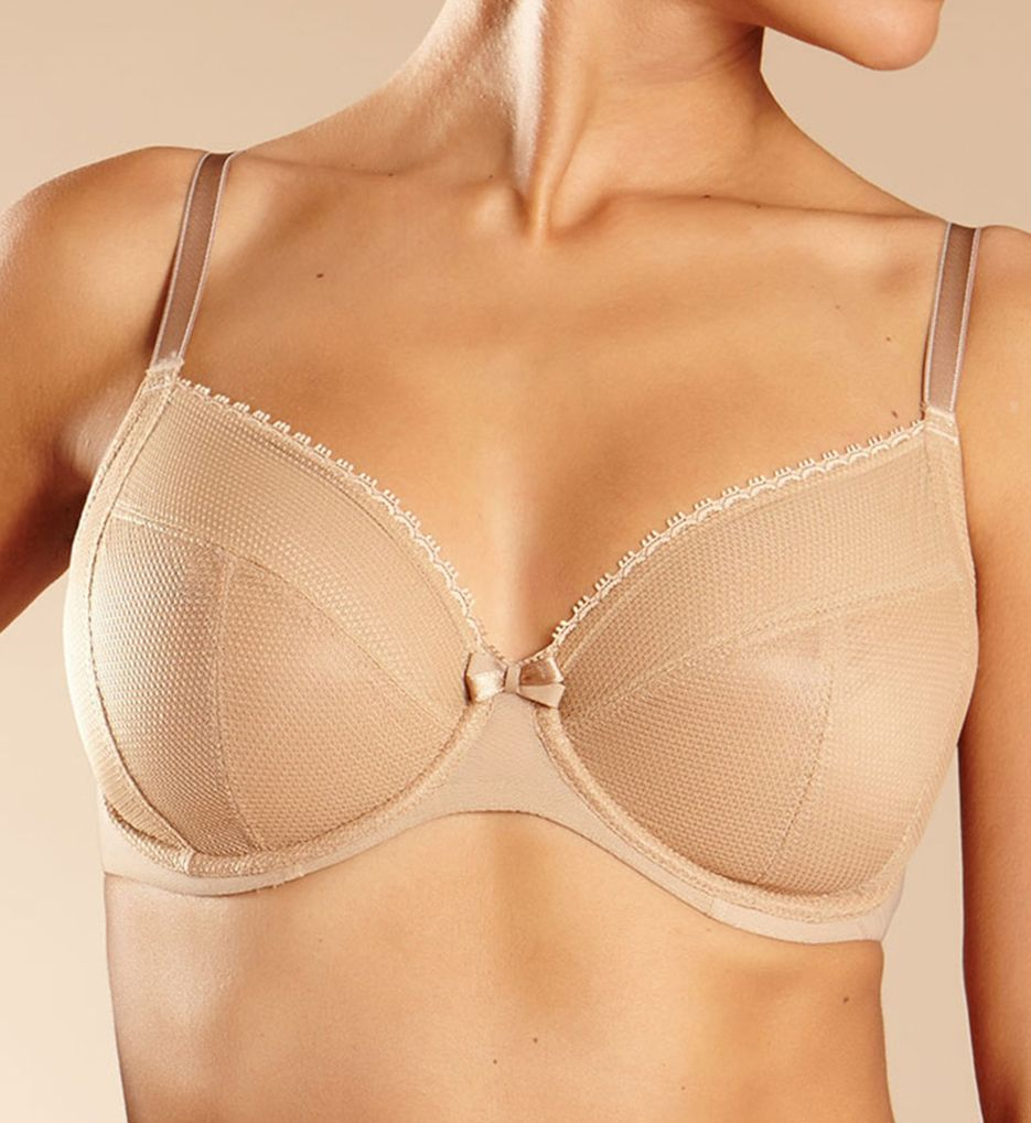 Chantelle Parisian Multi-Part Plunge Underwire Bra 1471