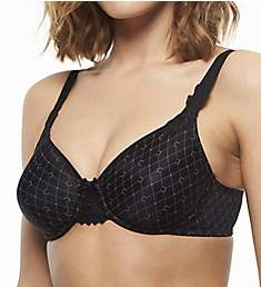 Chantelle Hedona Printed Unlined Seamless Underwire Bra 2331