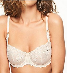 Chantelle Champs Elysees Lace Unlined Demi Bra 2605