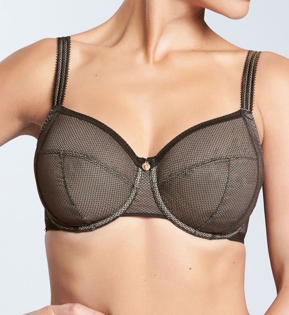 Chantelle Saint Michel Unlined Back Smoothing Bra 2721