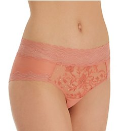 Chantelle Blanche Lace Hipster Panty 2964