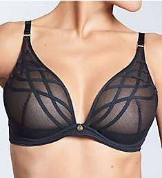 Chantelle Babylone Unlined Underwire Triangle Bra 6451