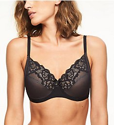Chantelle Orangerie Underwire Lace Unlined Full Coverage Bra 6761
