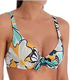 Chantelle Graphic Garden Triangle Swim Top 6891