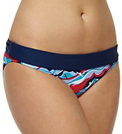 Cleo by Panache Tilly Folded Swim Bottom CW0017