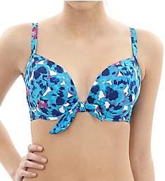 Cleo by Panache Suki Padded Plunge Bikini Swim Top CW0204