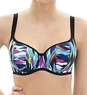 Cleo by Panache Avril Padded Balconnet Swim Top CW0224