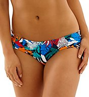 Cleo by Panache Isla Gathered Bikini Swim Bottom CW0286