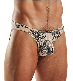 Cocksox Enhancing Pouch Brief CX01INK