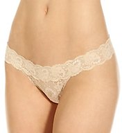 Cosabella Never Say Never Cozie Relaxed Thong NEV0322