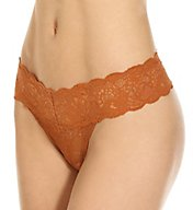 Cosabella Never Say Never Bootie Lace Thong Nev03ZB