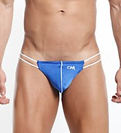 Cover Male Double Strap Stretch G-String CML005