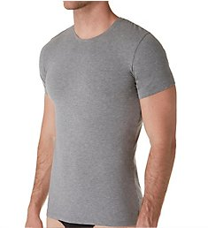 Diesel Essentials Randal Cotton Stretch Crew Neck T-Shirt CG24BAHF