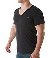 Diesel Essentials Umtee Jesse Deep V T-Shirt CGB3BAHF